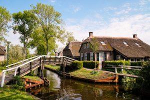 Tour privado a Giethoorn y Kampen desde Ámsterdam ©Avec un sac sur le dos