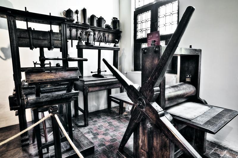Trescientos años imprimiendo libros e historias: este es el Museo Plantin-Moretus.