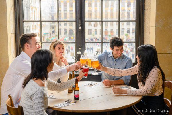 Visitas guiadas y Experiencias Bruselas – Degustación de Cervezas trapenses Belgas