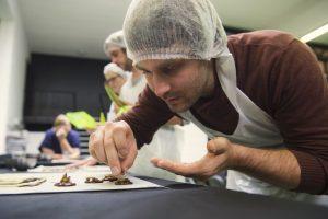 Atelier chocolat à Bruges - Workshop