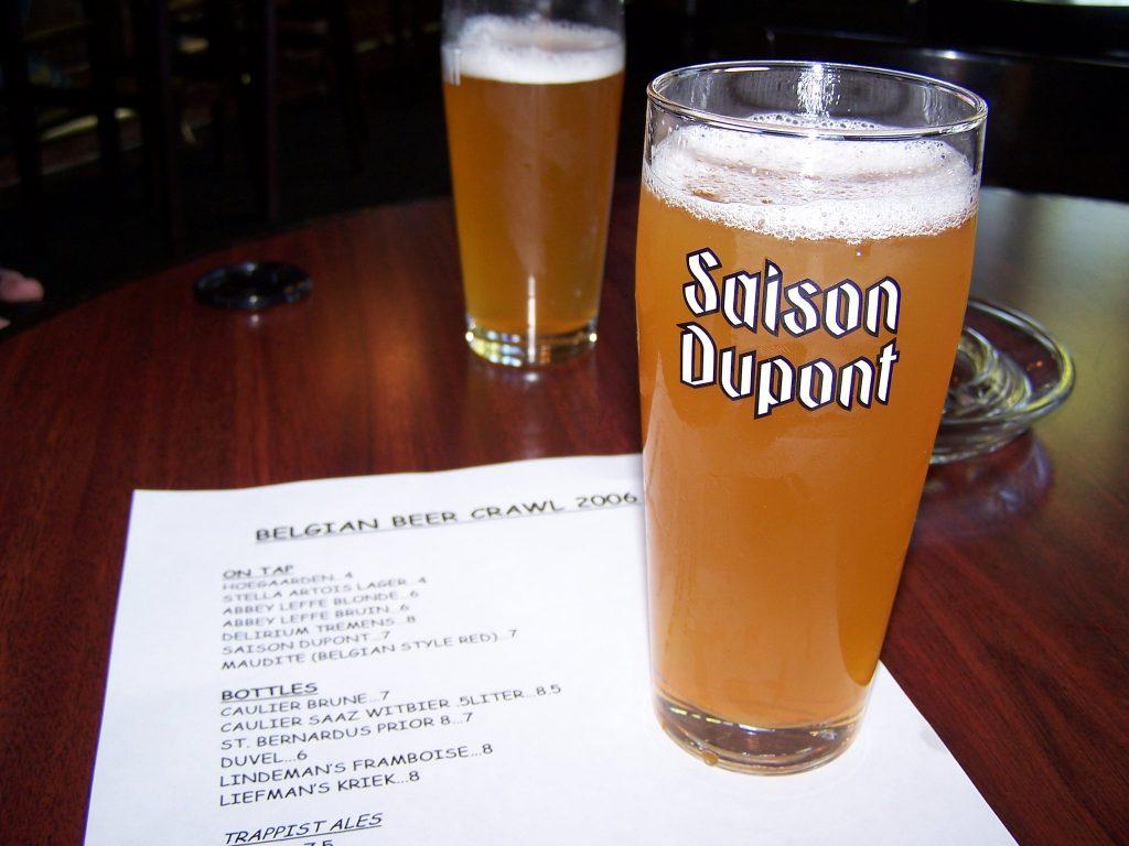 Image de la bière Saison Dupont