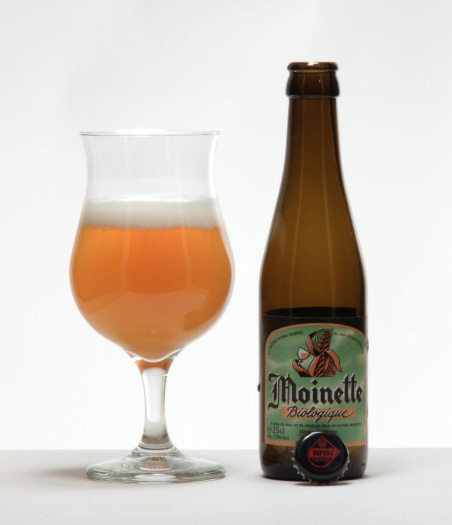 Image de la Bière Dupont Moinette Blonde