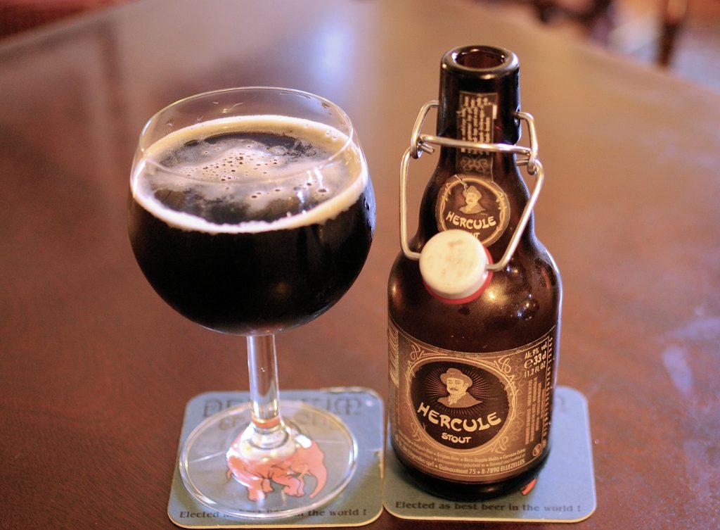 Bière Hercule (Stout)