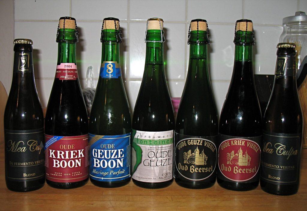 Image des Bières gueuze
