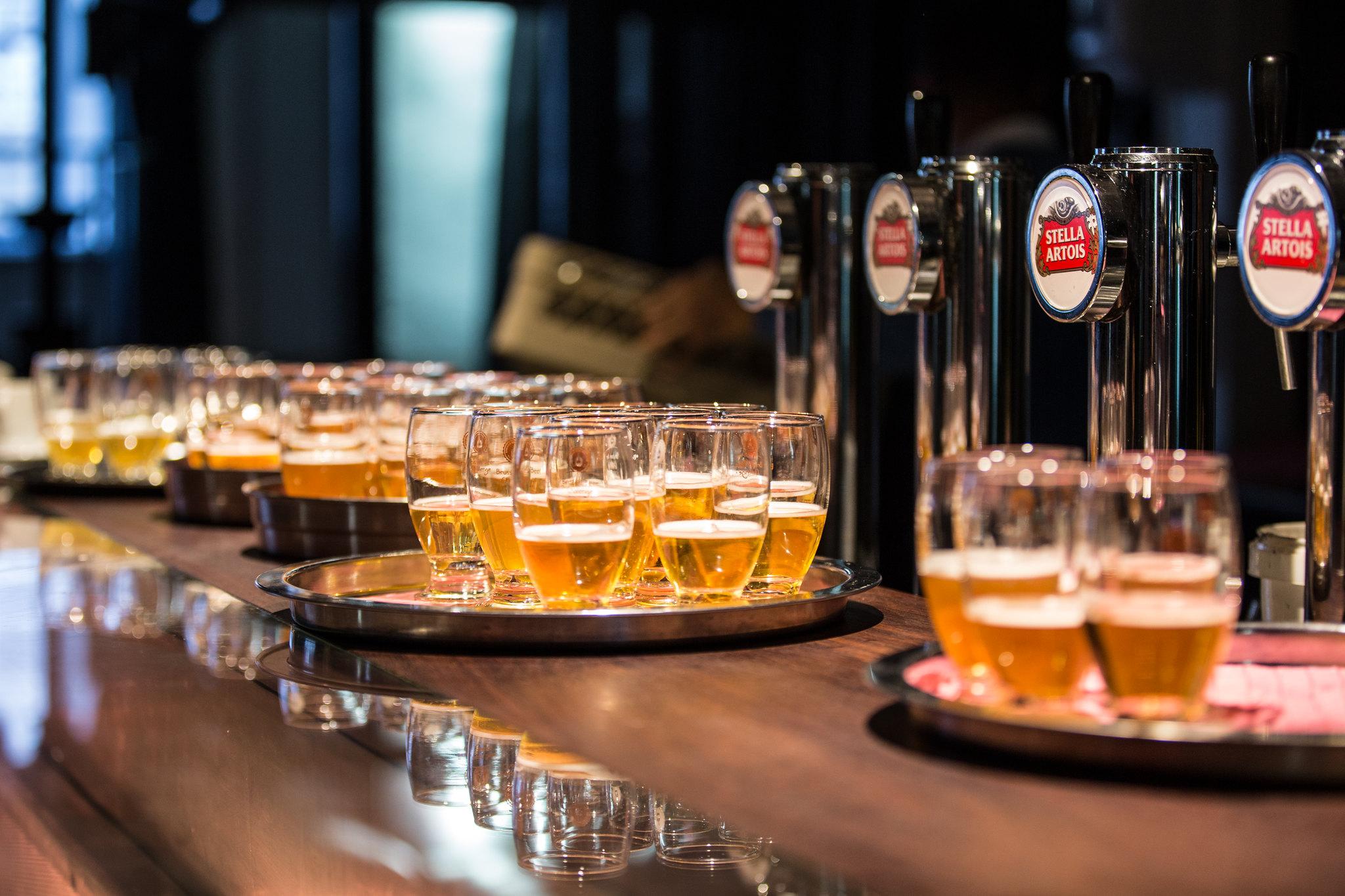 Bière Stella Artois (5,2%)