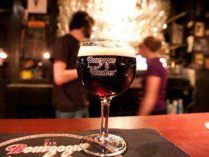 Bière Bourgogne des Flandres.