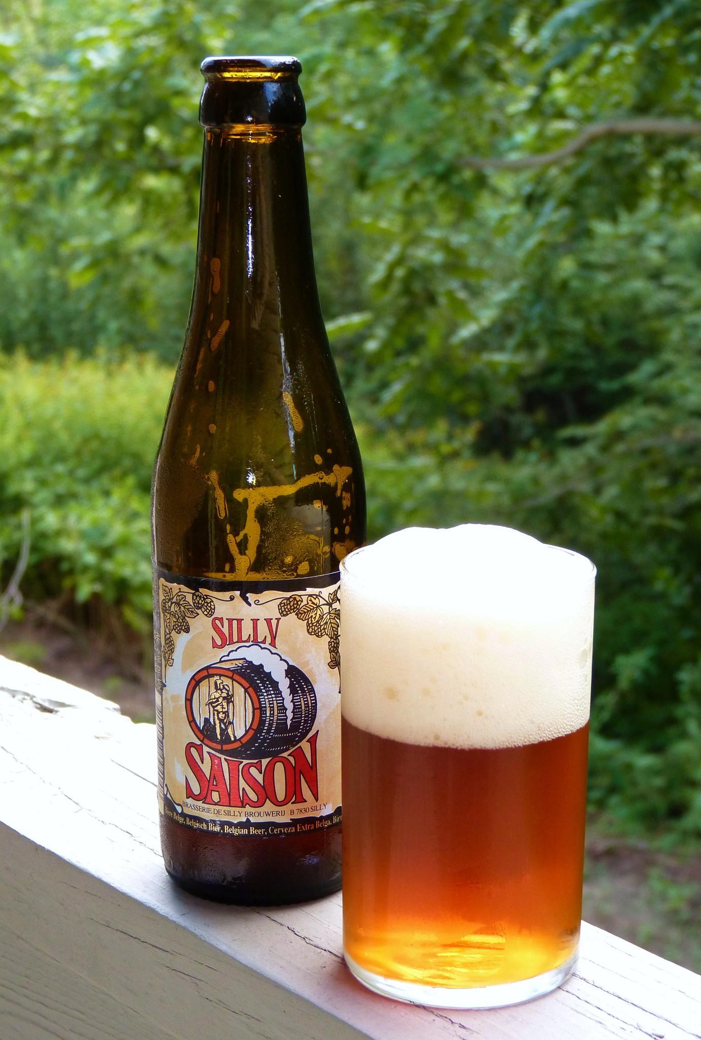 Bière silla saisons.