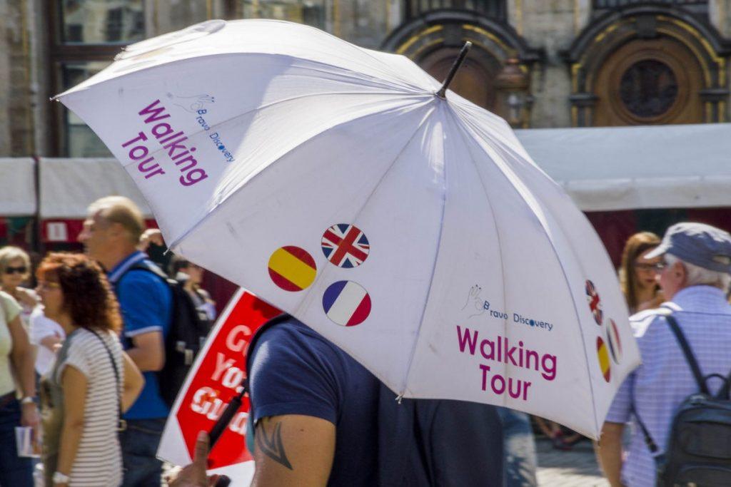Bravo Discovery - Free tour Bruxelles - Visite gratuite de Bruxelles