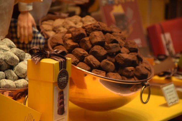 Corné Port-Royal - Sélection spéciale des meilleurs chocolats belges.