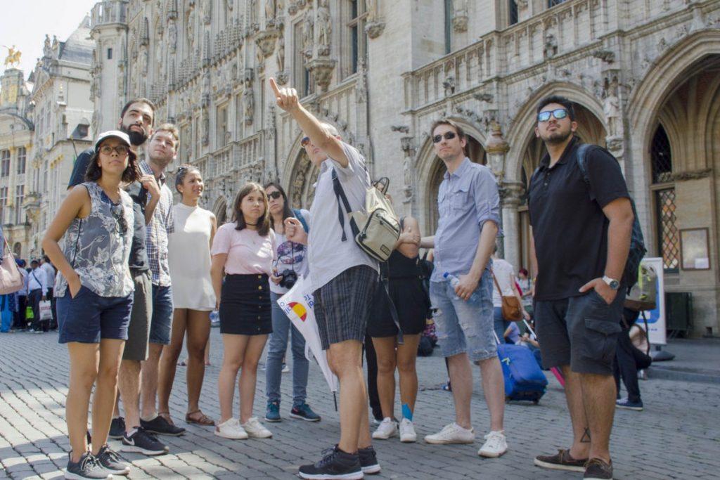 Free tour Bruxelles – Grand-Place de Bruxelles