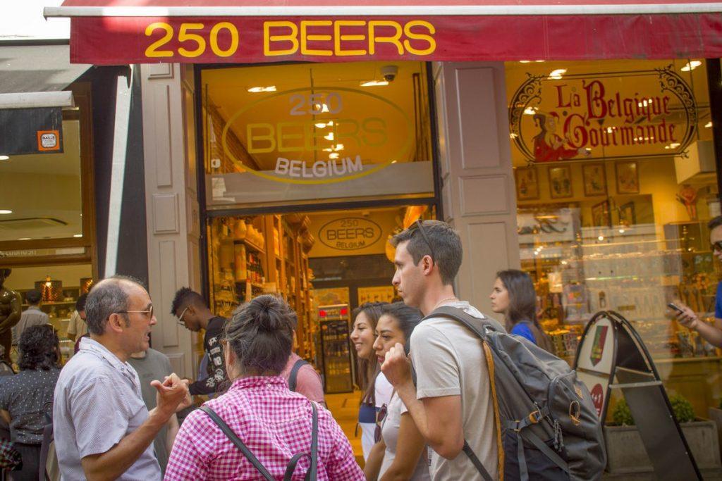 Informations sur les bières belges – Free tour Bruxelles