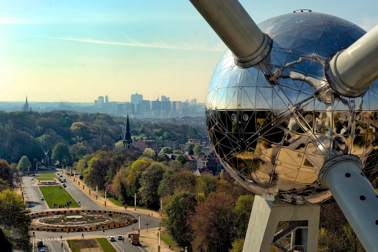 L'Atomium à Bruxelles - Que faire à Bruxelles, les meilleurs visites guidées et excursions