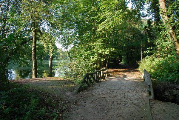 Le parc de Woluwe à Bruxelles - Bravo Discovery