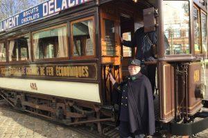 Les 150 ans du tram à Bruxelles