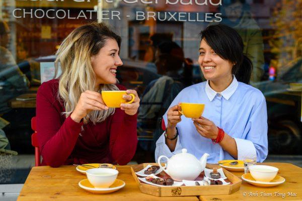 Les meilleures boutiques de chocolat à Bruxelles