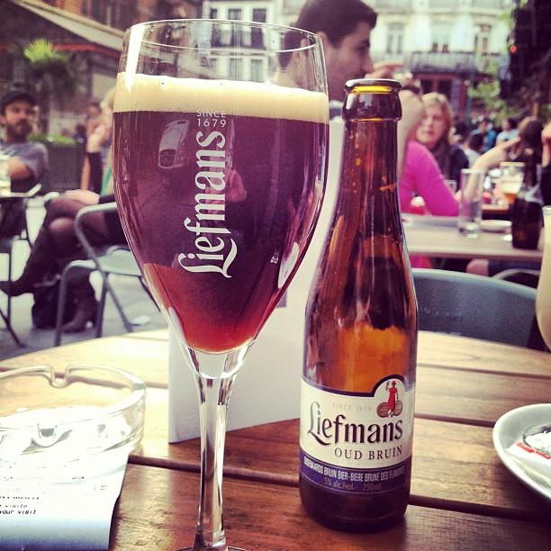 Image de la Bière Liefmans-Oud-Bruin