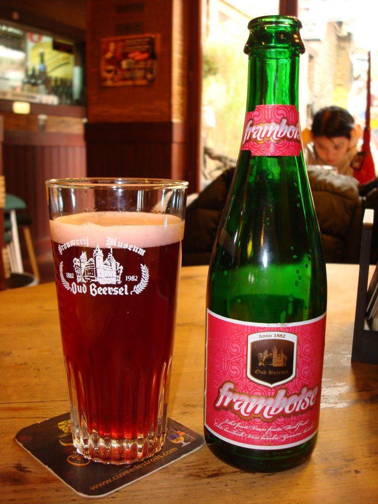 Image de la Bière Oud -Beersel fruitées
