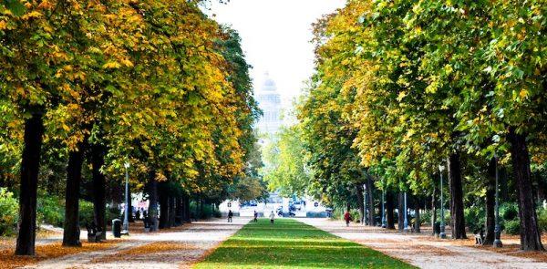 Visiter le Parc Royal de Bruxelles