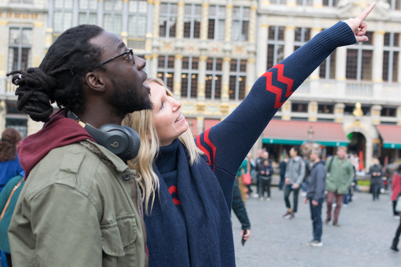 Promenade gratuite de Bruxelles - Bravo Discovery