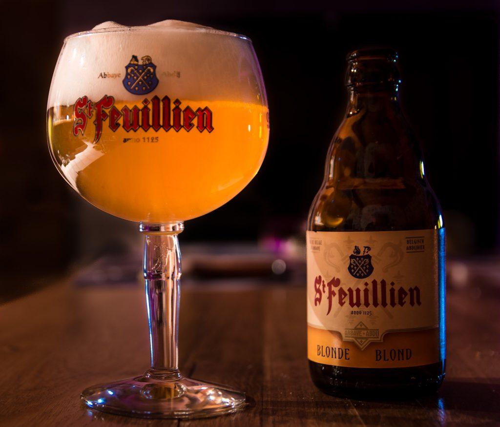 Bière Saint-Feuillien.