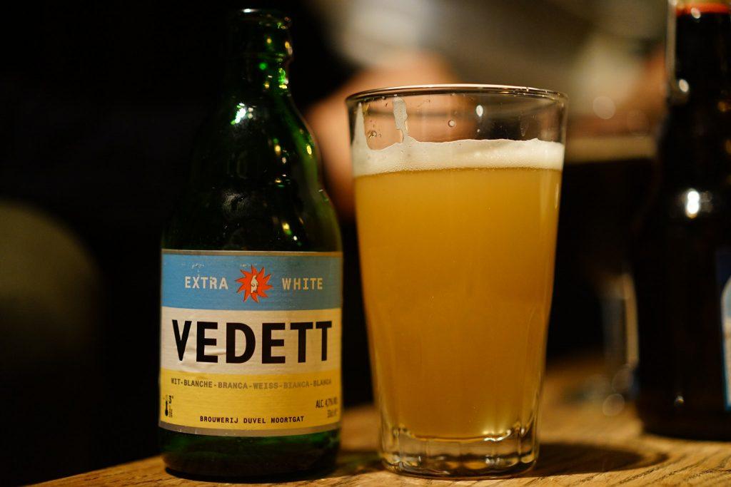 Bières belges  Vedett