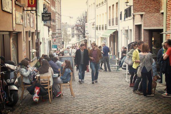 Visite du quartier des Marolles – Visite Bruxelles insolite : Bruxelles, 1000 ans de luttes - Visite gratuite.