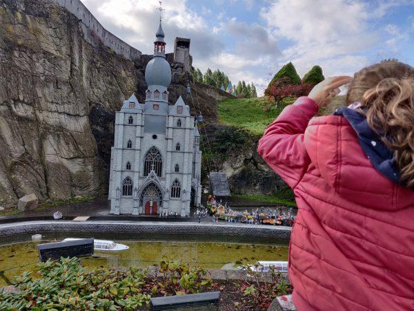 Visite du Parc Mini-Europe à Bruxelles