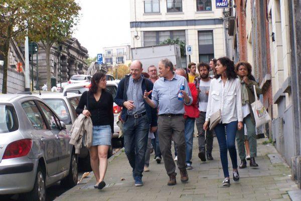 Visite guidée des Marolles Bruxelles