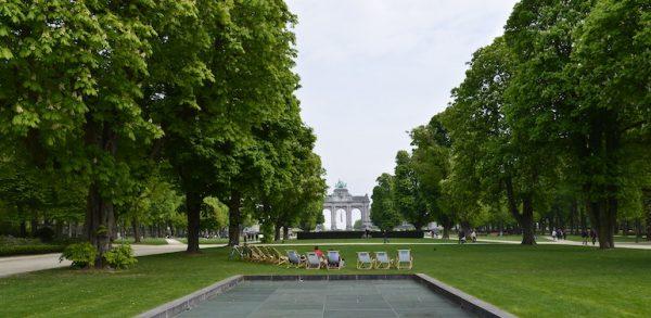 La visite du parc du Cinquantenaire à Bruxelles - Bravo Discovery