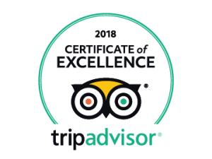 2018-Certificate-of-excellence-TripAdvisor-Bravo-Dicovery