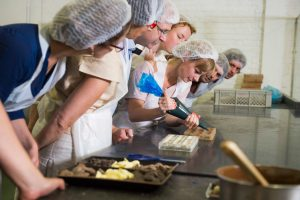 Belgian chocolate workshop in Brussels - Chocolate Workshop