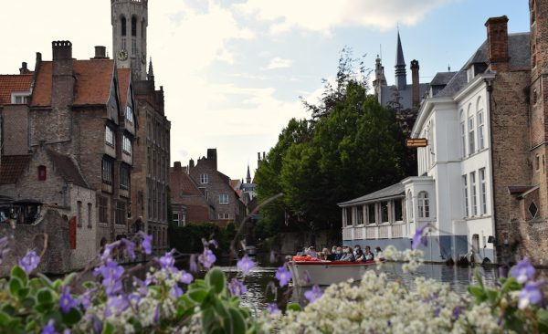 Boat trip in Bruges - Bravo Discovery