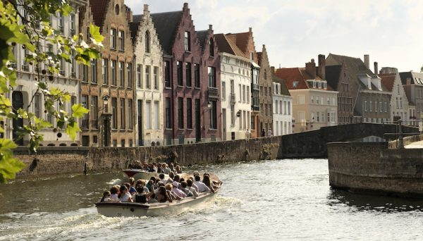 Bruges by Boat - Bravo Discovery
