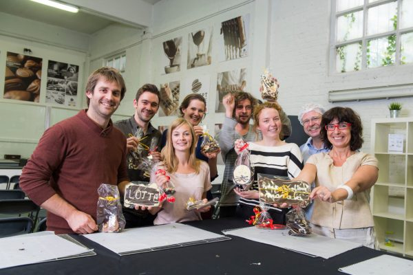 Chocolate Workshop - Belgian chocolate workshop in Brussels
