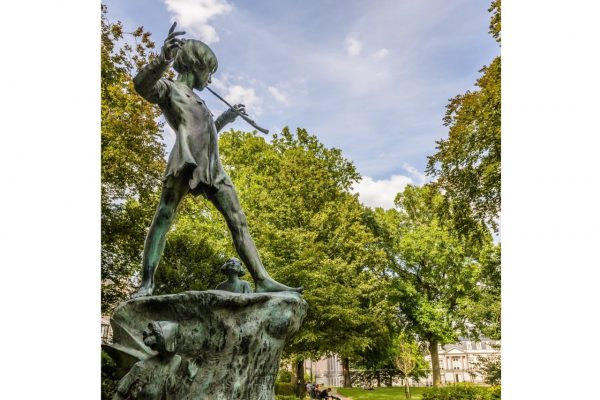 Egmont Park - Celebrity Brussels tour, Belgium