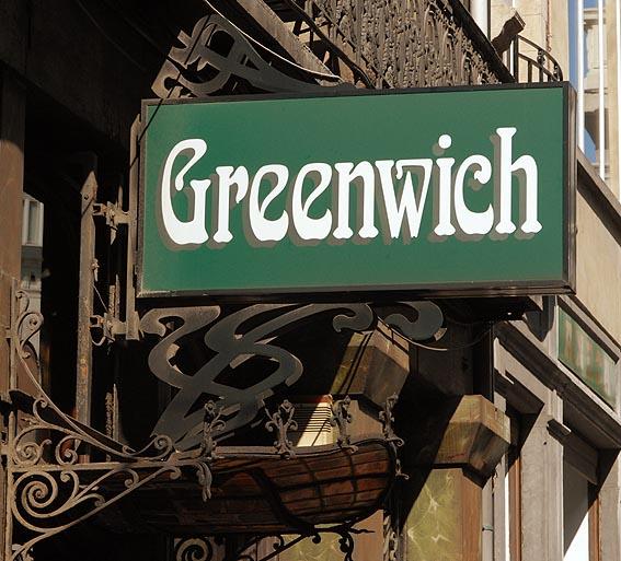 Greenwich - Brussel - Taverne Greenwich