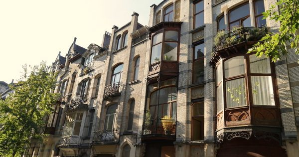 Itinerary Art Nouveau Tour of Brussels - Bravo Discovery