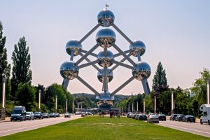 Opt for a private guide in Brussels - Atomium - ©SOFAM