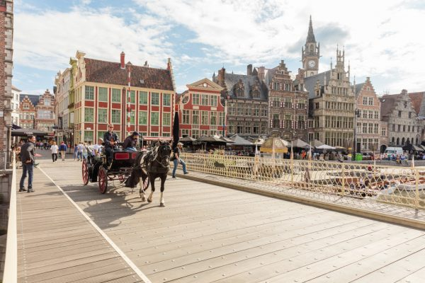 Private tour from Brussels to Ghent - Ghent