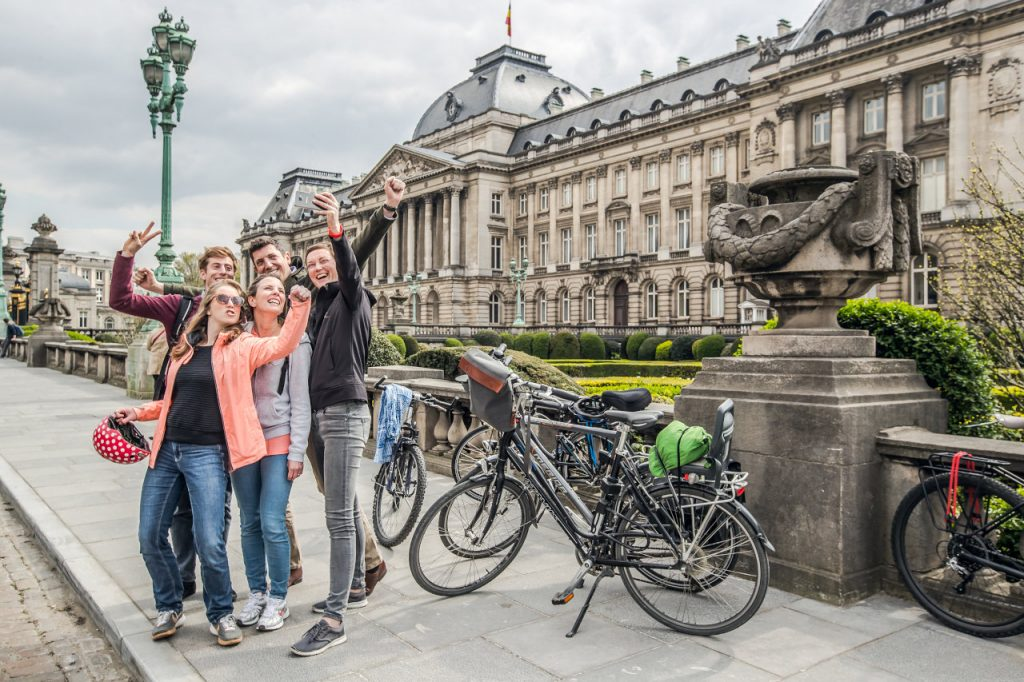 The 10 best Brussels tours - Koninklijk Paleis - Royal Palace