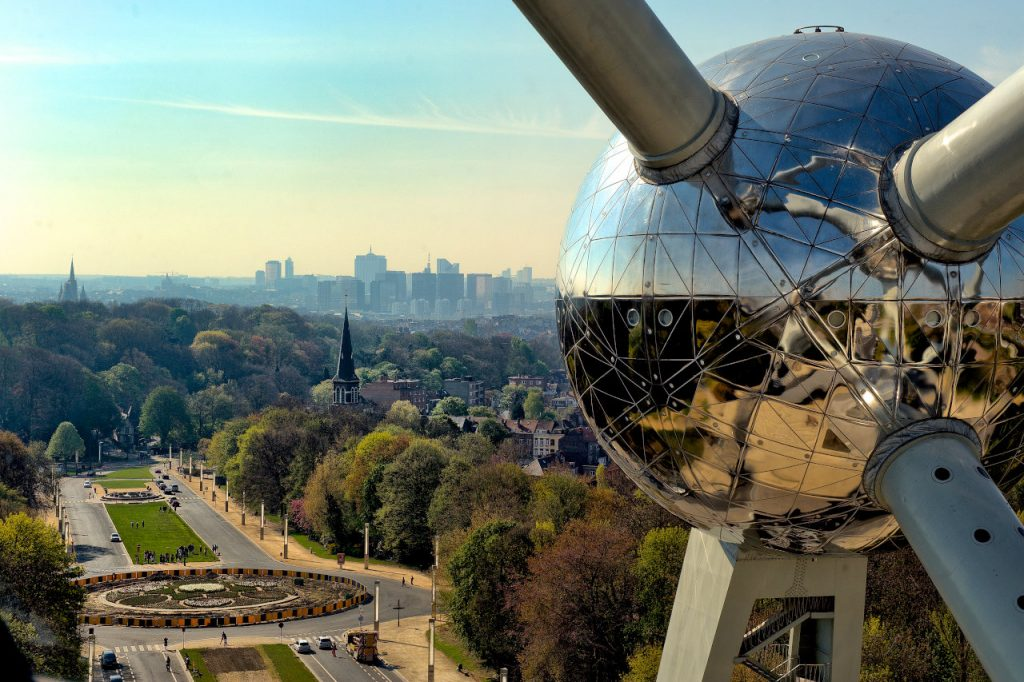The Atomium in Brussels - Things to do in Brussels - Top guided tours - (c)SOFAM 2018 - Normann Szkop