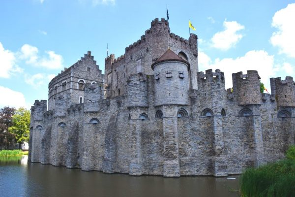 The Gravensteen - Residence of the Counts of Flanders - Ghent