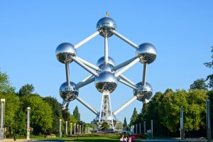 Free tour of the European Quarter and the Atomium - ©www.atomium.be - SOFAM 2018 - Christophe Licoppe-Befocus