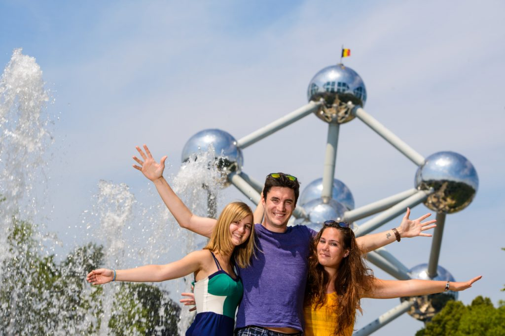 The best daily tours in Brussels - ©Atomium