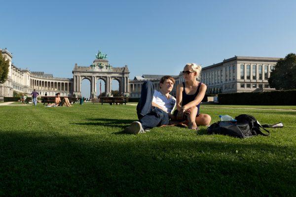 The most complete free tour and private tour in Brussels - Jubelpark Brussels - ©Milo Profi