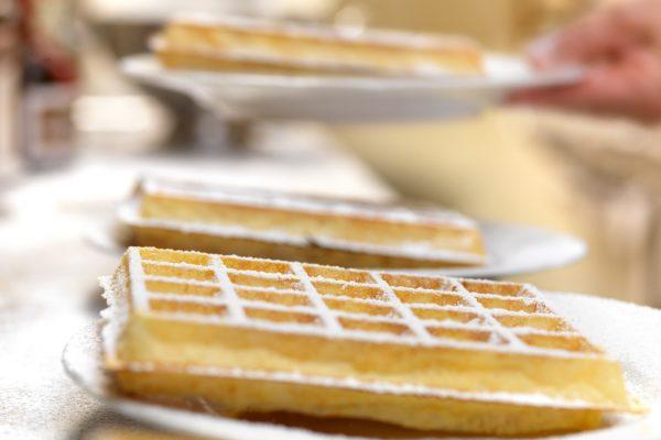Waffle workshop in Bruges - (c)Milo
