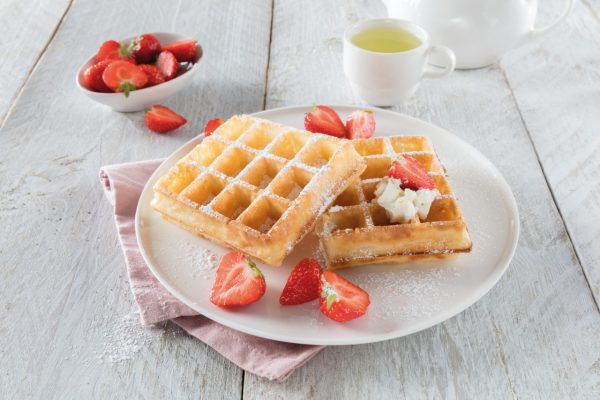 Waffle workshop in Brussels