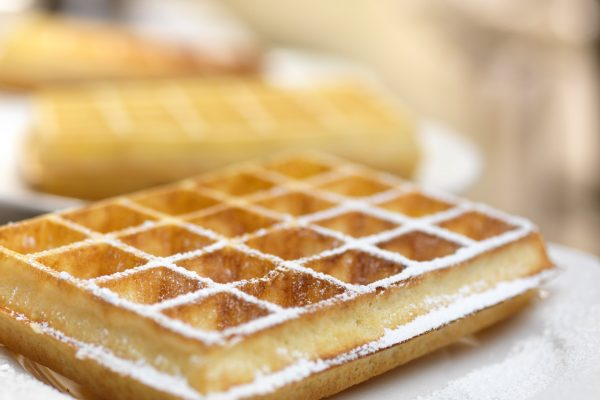 Waffle workshop in Brussels - (c)Milo